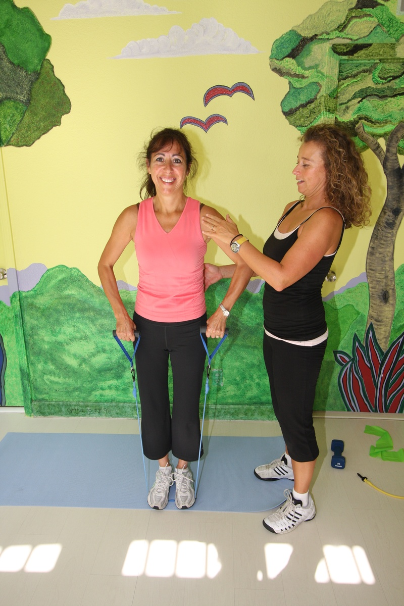 Photos In Home Personal Training
